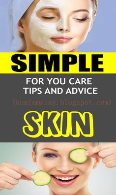 Your general healthy skin routine may be needing some refreshing. There are heaps of extraordinary common things that you can accomplish for your skin, so as to keep it looking youthful, crisp and cle Healthy Beauty, Healthy Tips, Healthy Skin, Healthy Food, Healthy Drinks, Pimples Remedies, Hair Remedies, Bronchitis Remedies, Insomnia Remedies