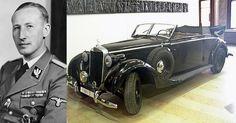 Was Reinhard Heydrich's Mercedes Recently Sold at Auction?