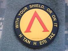 antique lambda shield - Google Search