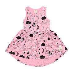 Believe Singlet Dress Pre-Order - Milk & Masuki