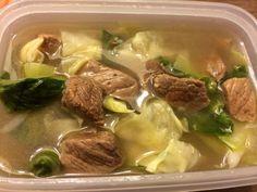 Cohen Diet: Filipino dish Nilagang Baka (Beef Soup) #lynskitchen #cohenlifestyle
