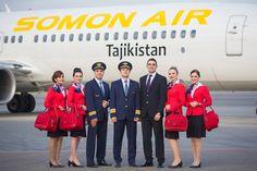 Somon Air cabin crew