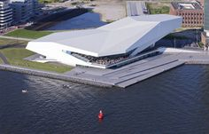 Architectura en Holanda: EYE Film Institute, Amsterdam • Volgende halte