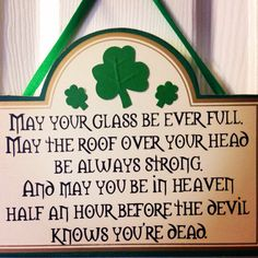 edensmidian:  Happy St. Patrick's Day
