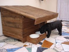 pallet-puppy-house.jpg (960×720)