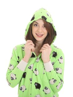 Cotton Onesies for Adults – Spring Onesie from Funzee - Funzee 522c7dca2