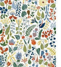 Boråstapeter Herbarium (Engelska Tapetmagasinet)