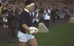 David Sole, Captain, Scottish Rugby Team, Grand Slam Winners 1990