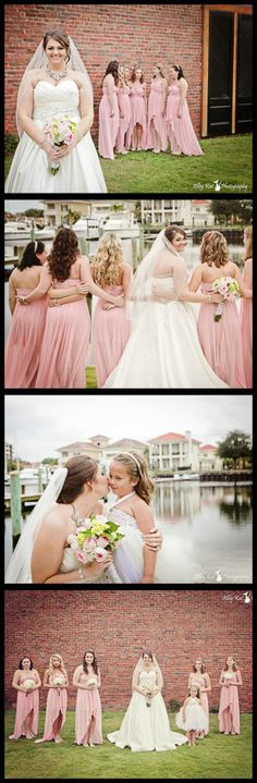 Allison & Ryan's Palafox Wharf & New World Landing Downtown Pensacola Wedding { Pensacola – Mobile – Fairhope – Gulf Coast – Wedding Photographer } » Alley Kat Photography