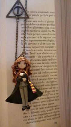 Hermione ... My doll clay