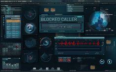 Prologue - Iron Man 2 : Interface Design