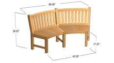 Buckingham Fire Pit Teak Bench Set | Westminster Teak Westminster Teak, Curved Bench, Teak Outdoor Furniture, Fire Pit Seating, Bench Set, Teak Table, Modern Lounge, Teak Wood, Furniture Collection