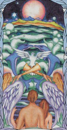 tarot judgment card emotion feeling - Psychic Catherine