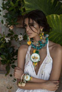 Positano Collection | amle | Handmade Jewelry