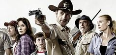 The Walking Dead {trailer} -> beware, there are zombies