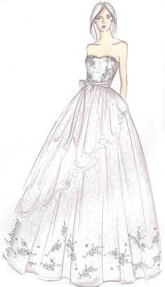 gorgeous prom dress designing