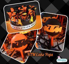 KTM Cake Pops