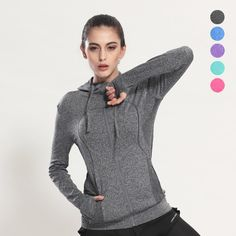 Sudaderas mujer 2016 여성의 yoga 셔츠 긴 소매 꽉 yoga 탑 스포츠 피트니스 빠른 건조 통기성 운동복 여성-l