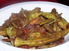 Vegetable Adobo