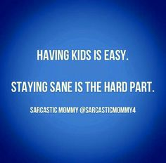 Parenting struggle!