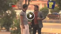 Zara Hut Kay 2014 latest, Prank, Pakistani Funny Clips
