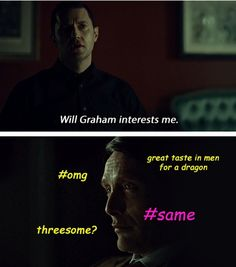 Hannibal crack. Source: francisdolarhype.tumblr
