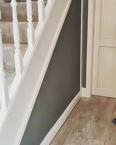 Small House Interior Design, Home Stairs Design, Home Room Design, Staircase Storage, Storage Under Stairs, Under Stairs Storage Solutions, Under Stairs Cupboard, Modern Staircase, Staircase Ideas