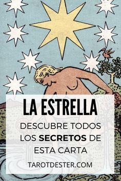 La Estrella es una carta del Tarot que expresa equilibrio. Descubre todos los secretos y significados pulsando la imagen. Tarot Significado, Tarot Learning, Wicca, Altar, Tarot Reading, Tarot Card Art, Tarot Decks, Tarot Cards, Drawing Hairstyles
