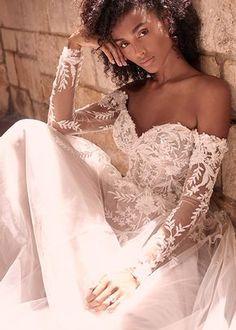 Wedding Dress Pictures, Dream Wedding Dresses, Boho Wedding Dress, Designer Wedding Dresses, Bridal Dresses, Wedding Gowns, Mermaid Wedding, Lace Wedding, Vestidos Boutique
