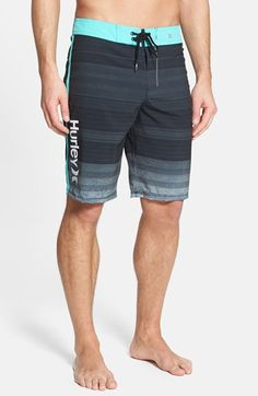 Hurley 'Phantom - Lowtide' Board Shorts available at #Nordstrom
