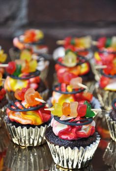 Cupcakes BBQ Tutorial  Johanie Creative