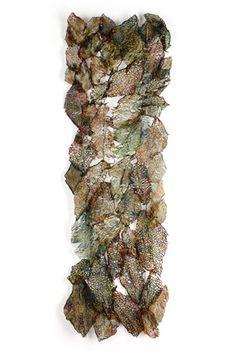 Lace Cloth Series  Unnatural Structures Lesley Richmond - http://lesleyrichmond.com/Lace/lace07.html