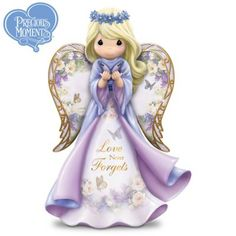 Precious Moments Coloring Pages, Precious Moments Quotes, Precious Moments Figurines, Alzheimers Awareness, Mosaic Wall Art, Step By Step Painting, Baby Shower, Aurora Sleeping Beauty, Creations