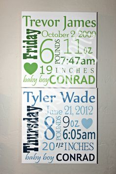1000+ ideas about Birth Announcement Canvas on Pinterest  Hospital Door Hangers, Hospital Door and Birth Announcements