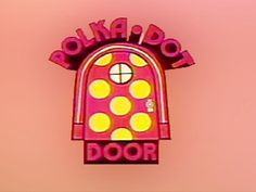 Polkadot door & le clic camera- I had this camera   My Childhood   Pinterest ...