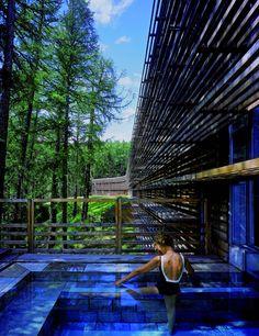 The Vigilius Mountain Resort – The Luxury of Simplicity - south tyrol, italy  www.vigilius.it