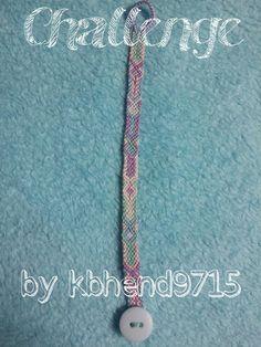 Added by kbhend9715 Friendship bracelet pattern 8906 #friendship #bracelet #wristband #craft #handmade #diy #chevron #key #diamonds