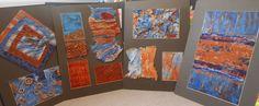 Textile Art online Gallery - Jills pictures of textile fibre art Textile Fiber Art, Textile Artists, Sample Boards, Online Gallery, Online Art, Textiles, Quilts, Blanket, Rock