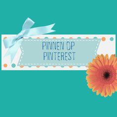 Ga op Pinterest op zoek naar budgettips.