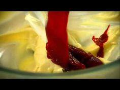 Home-made Raspberry Soufflé - Gordon Ramsay Definitely want to make!!