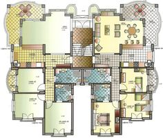 Apartment Building Design Plans apartment unit plans | modern apartment building plans in 2013