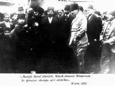 Türk milletinin tabiat ve âdetlerine en uygun olan idare Cumhuriyet idaresidir. 1924 (Atatürk'ün S.D. III, S. 74)