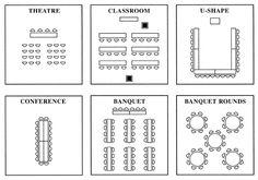 tables banquet rectangle