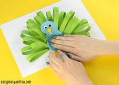 We have yet another super simple paper craft idea to share with you, this time we are showing you how to make a paper peacock craft. Peacocks trully are gorgeous birdies, their colorful feather tail is really memorable! *this post contains affiliate links* While peacocks are breath taking they can also be super duper loud. When …