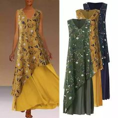 Simple Dresses, Nice Dresses, Indian Wear, Dressmaking, Outfit Of The Day, Evening Dresses, Sewing Patterns, Fashion Dresses, Casual