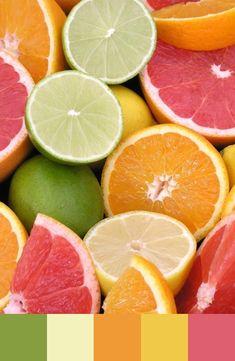 Love these colors together #citrussplash