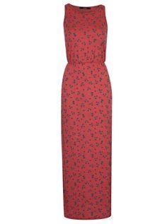 Ditsy print maxi dress asda george £14