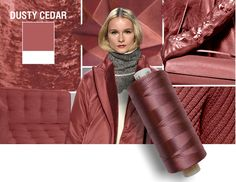 Colors Preview Fall Winter 2017: Dusty Cedar. Original Handmade Bags Tuscany/Italy Worldwide shipping www.chixbags.it info@chixbags.it