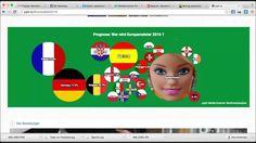 Spanien, Deutschland, Frankreich - Wer wird Europameister #EM2016 #MM #G...