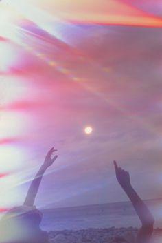 Pink desert sunset, joshua tree, mojave desert, palm desert